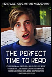 The Perfect Time to Read Poster