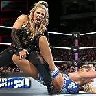 Natalya Neidhart and Ashley Fliehr in WWE: Battleground (2017)