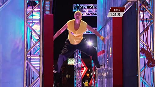 American Ninja Warrior: Vegas Finals Part 1