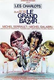 Michel Galabru in Le grand bazar (1973)