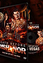 Death Before Dishonor XV Poster