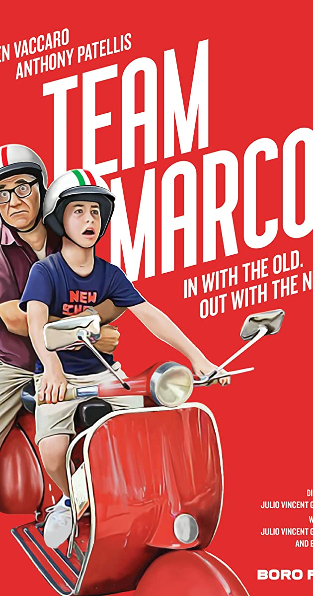 image poster from imdb - Team Marco (2019) • Movie