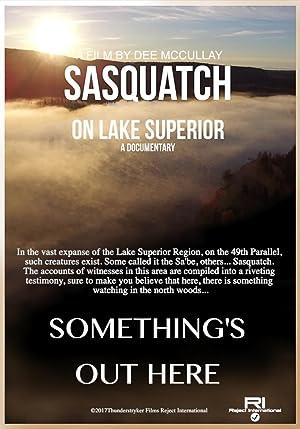 Sasquatch on Lake Superior