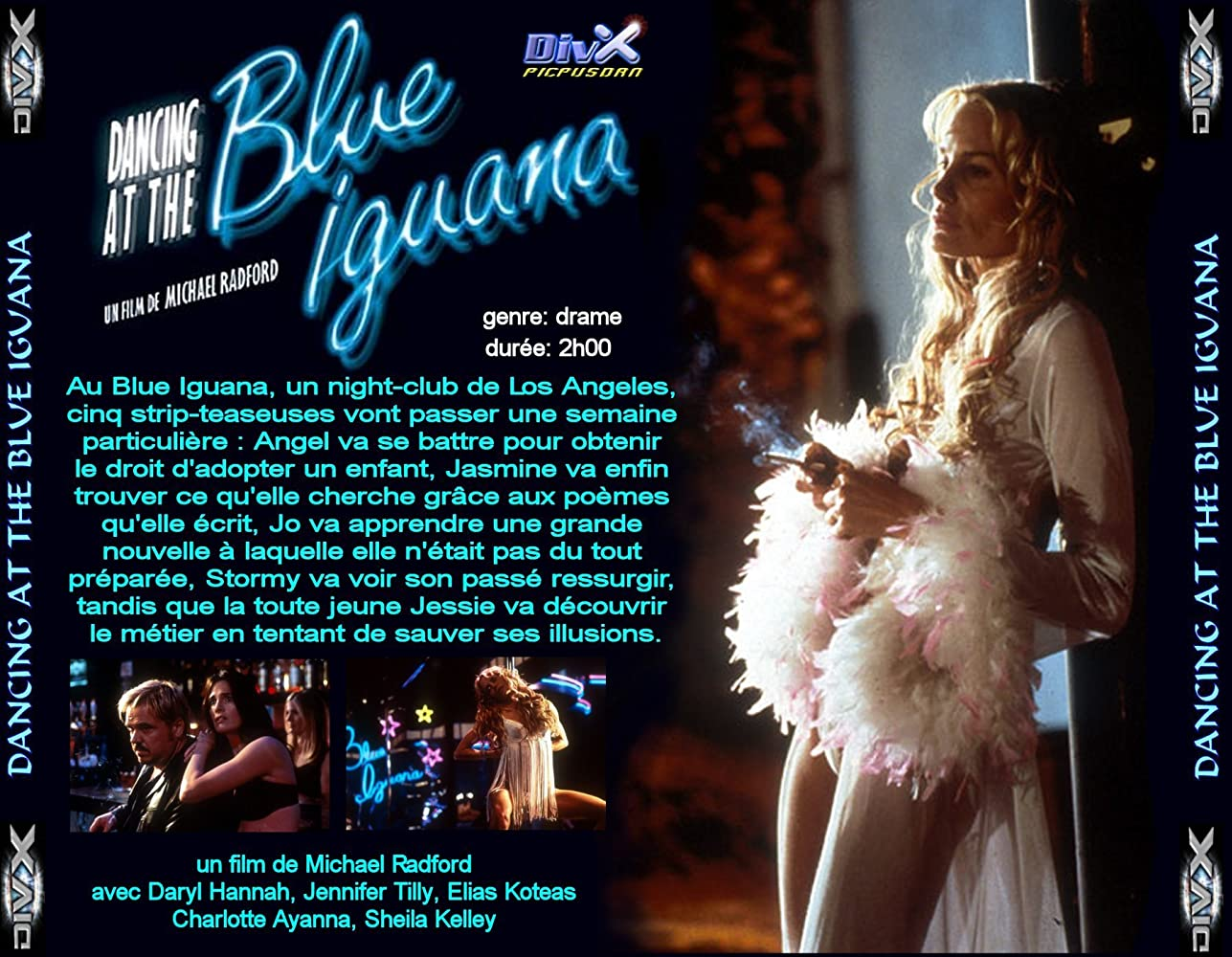 Daryl hannah dancing at the blue iguana
