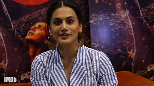 Taapsee Pannu Played Ludo to Relax On Set | IMDb on The Scene