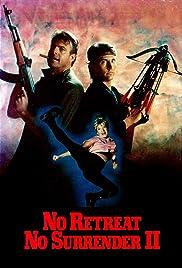No Retreat, No Surrender 2 Poster