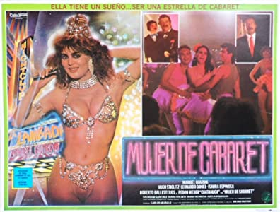 New movies downloads free Mujer de cabaret by Miguel Rico [1920x1200]