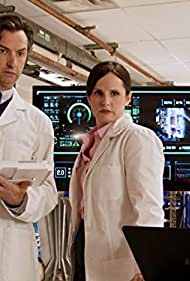 Enid-Raye Adams and David Milchard in Fast Layne (2019)
