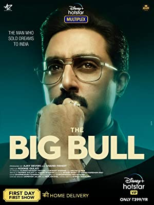 The Big Bull (2021) Full Movie HD