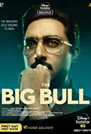 The Big Bull (2021) HDRip Hindi Movie Watch Online Free