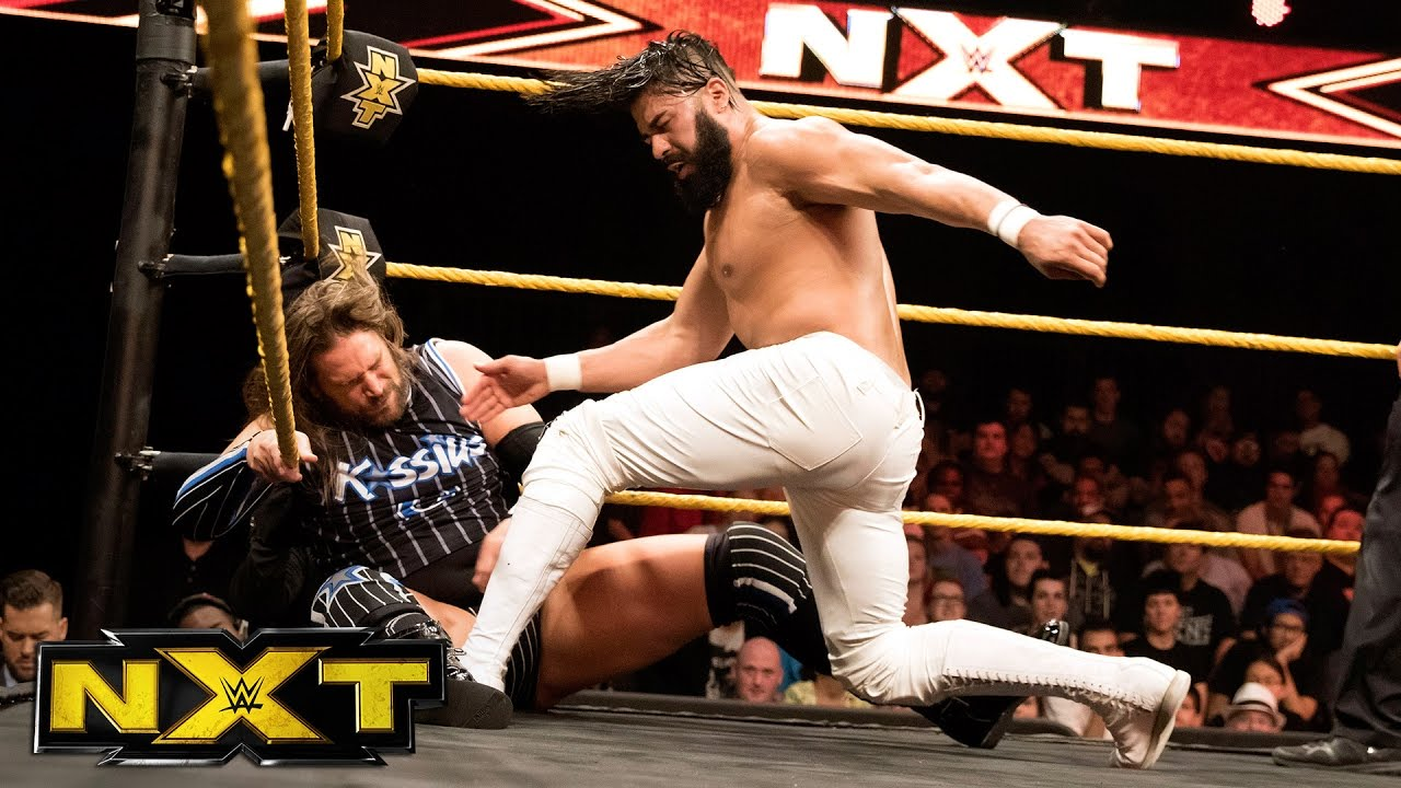 Countdown to WWE NXT TakeOver: Chicago