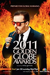 Primary photo for The 68th Annual Golden Globe Awards