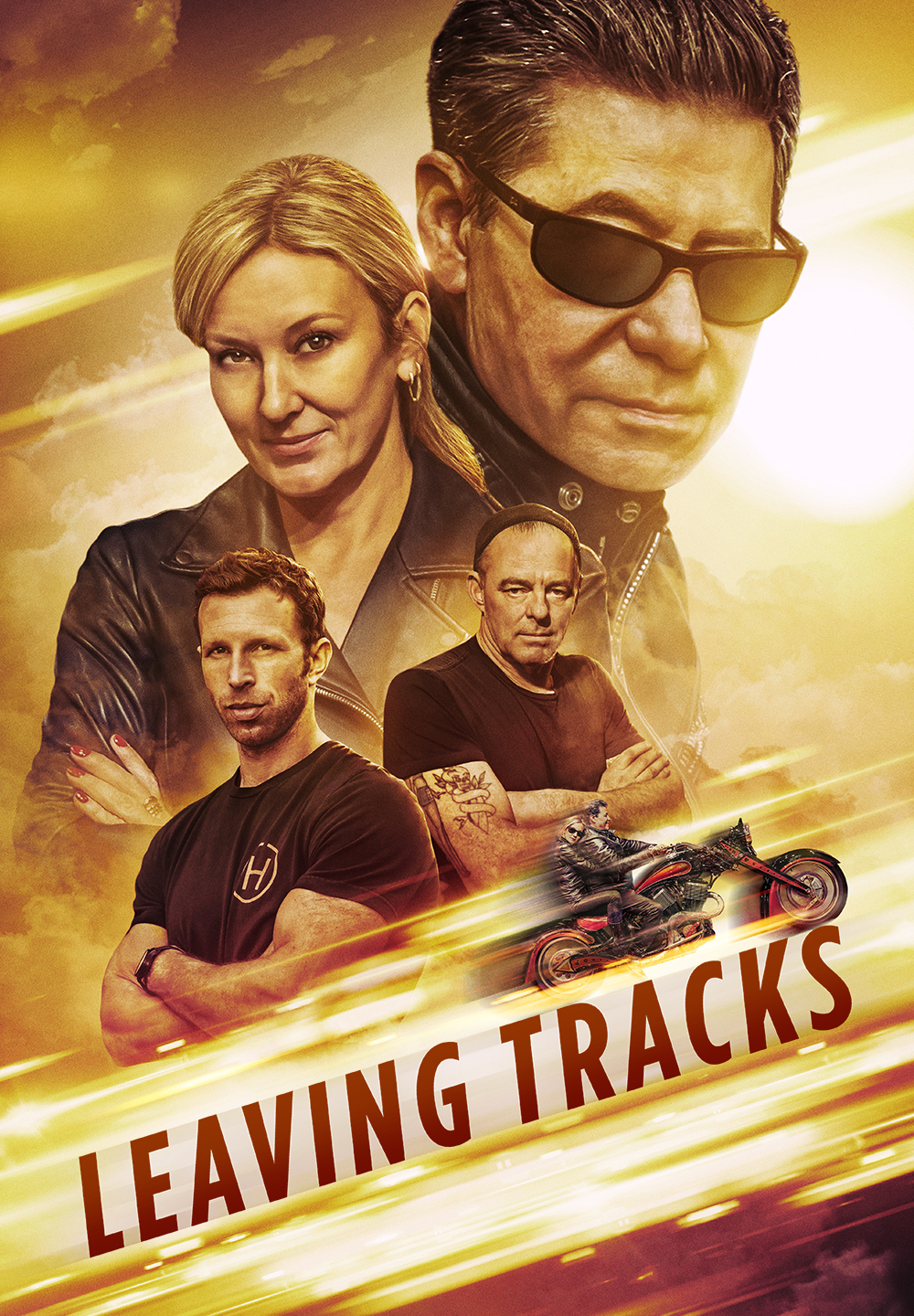 watch Leaving Tracks on soap2day