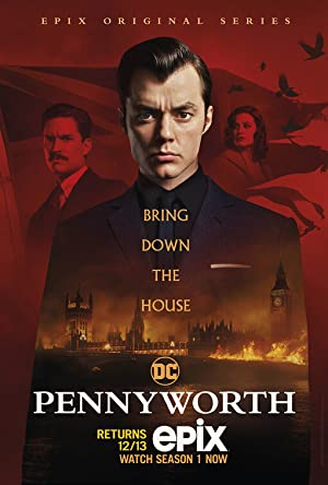 Pennyworth : Season 2 WEB-HD 480p & 720p | [Complete]