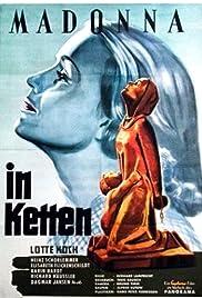 Madonna in Ketten Poster