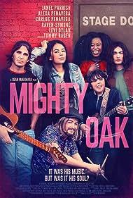 Janel Parrish, Raven-Symoné, Alexa PenaVega, Levi Dylan, Carlos PenaVega, and Tommy Ragen in Mighty Oak (2020)