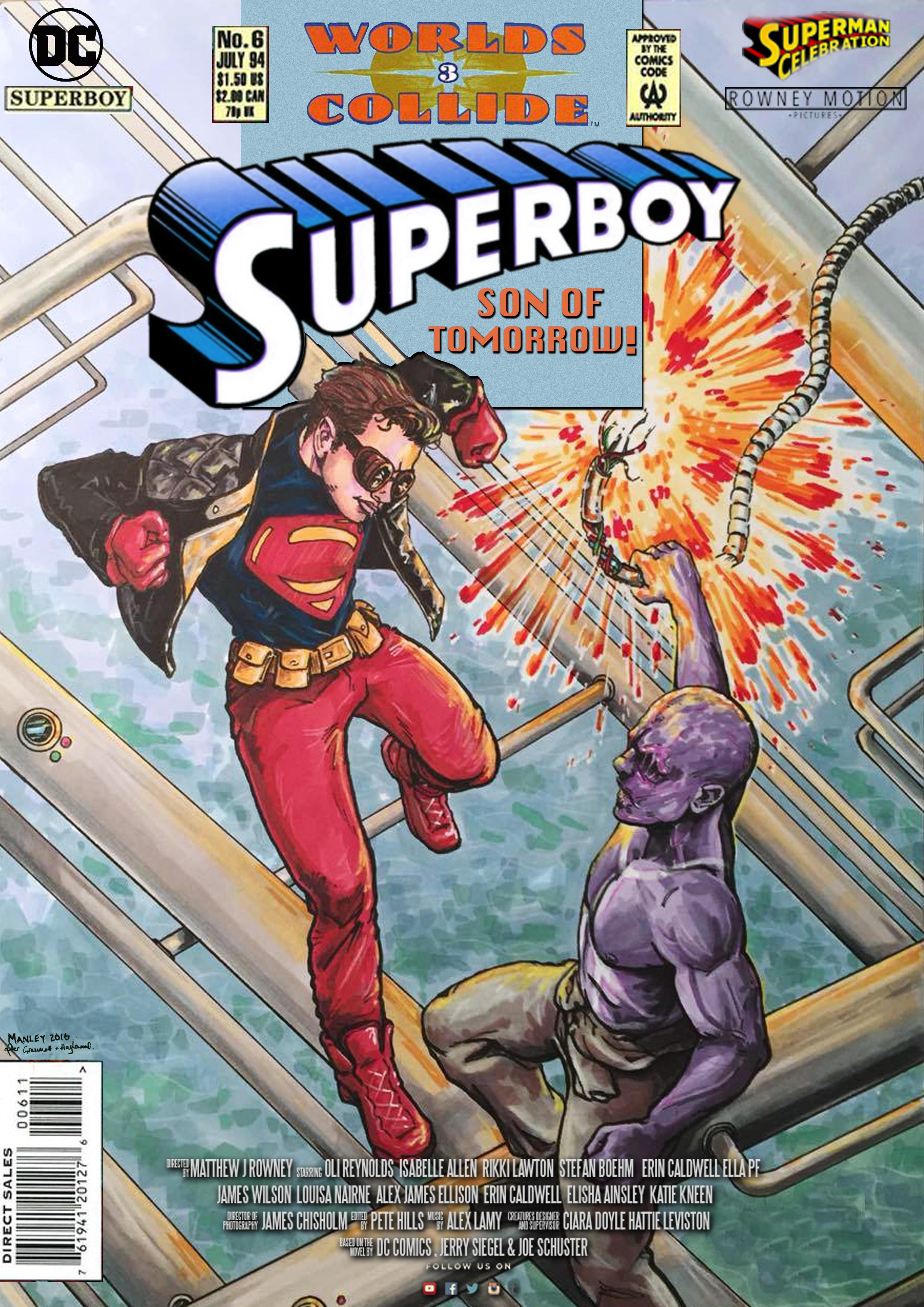 Superboy: Son of Tomorrow (2016) - IMDb