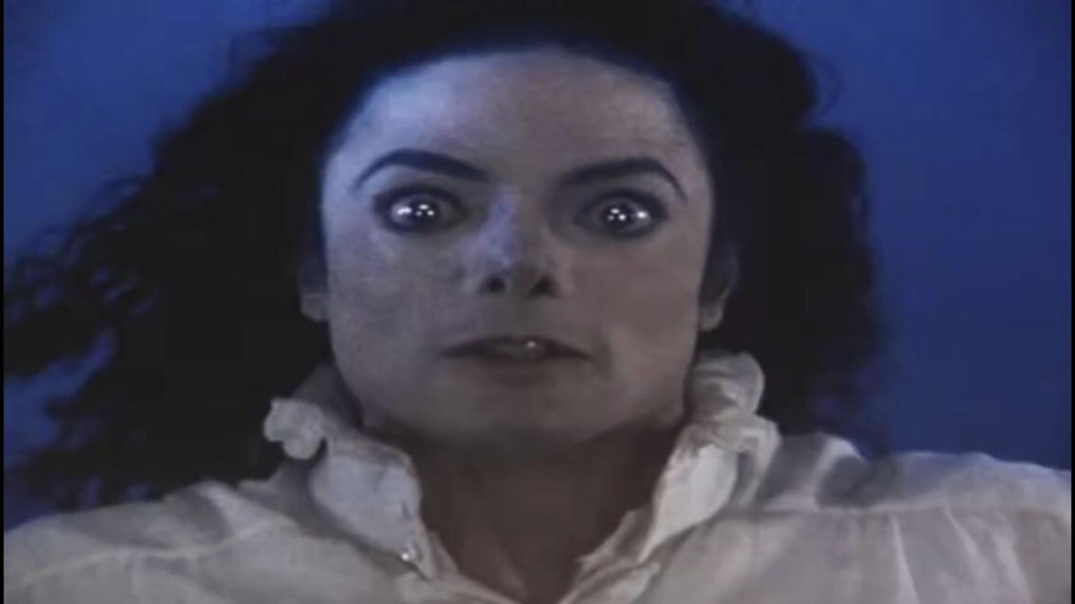 Michael Jackson in Ghosts (1996)
