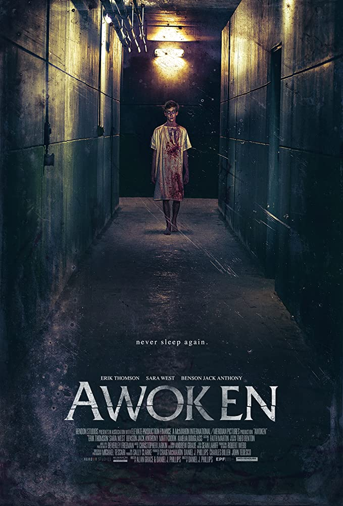 Awoken 2020 full hd Hindi Subtitles 480p HDRip 300MB