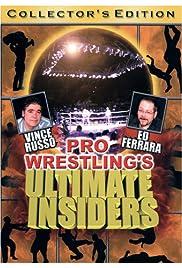 Pro Wrestling's Ultimate Insiders Poster