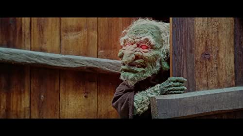 During building city of Baden-Baden in 2015, an evil troll who was transformed into stone in the 15th century, is accidentally brought back to life. To prevent being unmasked, the Troll slips into the body of Vanessa Majer and enslaves.