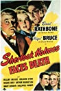 Sherlock Holmes Faces Death (1943) Poster