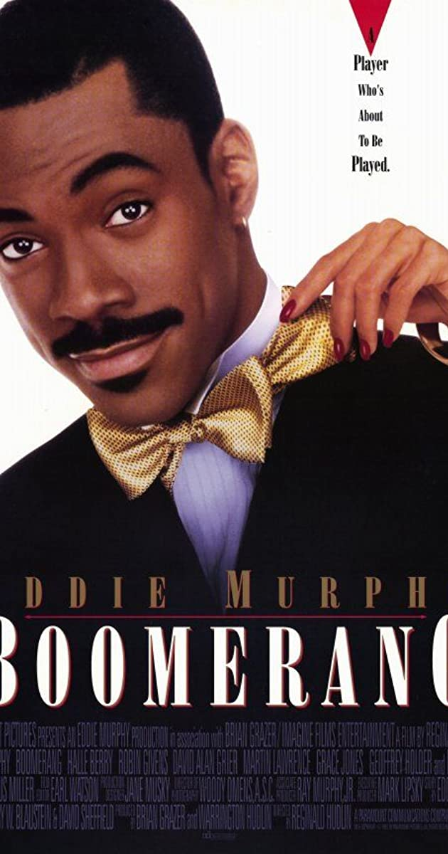 Watch Full HD Movie Boomerang (1992)