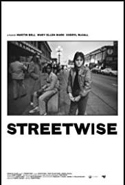 Streetwise(1984) Poster - Movie Forum, Cast, Reviews