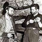 Glenn Ford and Zachary Scott in The Secret of Convict Lake (1951)