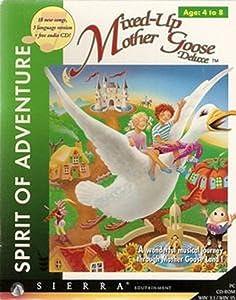 Subtitulos peliculas en ingles descarga gratis Mixed-Up Mother Goose  [hdv] [640x352]