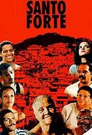 Santo Forte Poster