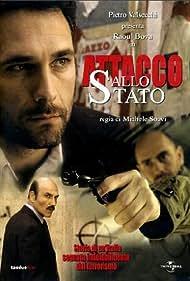 Raoul Bova and Rolando Ravello in Attacco allo stato (2006)