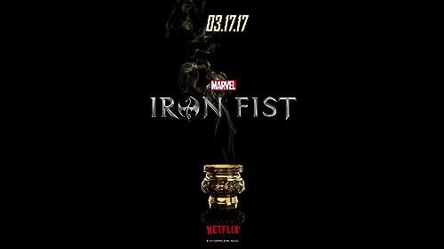 Marvel's Iron Fist: Date Announcement