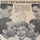 Don Ameche, Eddie 'Rochester' Anderson, Oscar Levant, and Mary Martin in Kiss the Boys Goodbye (1941)