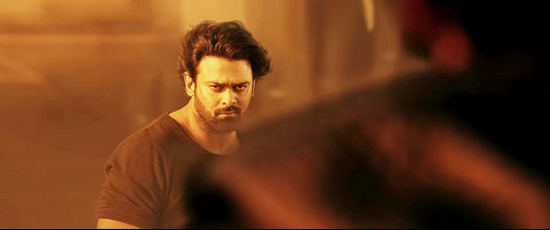 Saaho (2019) Telugu