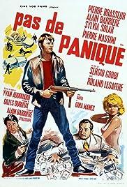 Pas de panique Poster