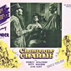 Stanley Holloway, Guy Middleton, and Tommy Trinder in Champagne Charlie (1944)