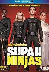 George Takei and Gracie Dzienny in Supah Ninjas (2011)