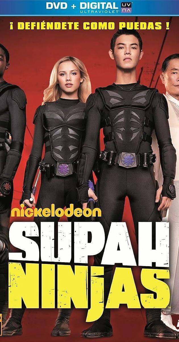 Supah Ninjas Tv Series 2011 2013 Imdb