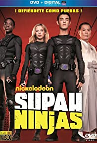 Primary photo for Supah Ninjas