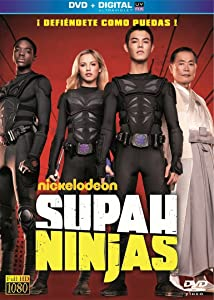 Movies mpg download Supah Ninjas [[movie]