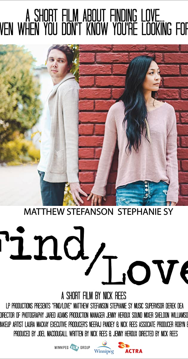 Find/Love (2018) - Quotes - IMDb