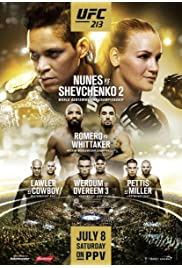 UFC 213: Romero vs. Whittaker