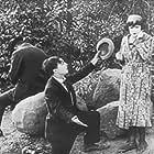 Buster Keaton and Virginia Fox in Hard Luck (1921)