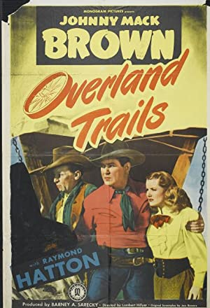 Lambert Hillyer Overland Trails Movie