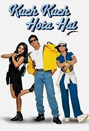 Kuch Kuch Hota Hai(1998) Poster - Movie Forum, Cast, Reviews