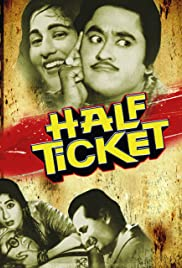 Half Ticket (1962) Poster - Movie Forum, Cast, Reviews