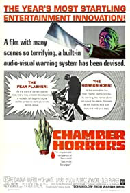 Chamber of Horrors (1966) Poster - Movie Forum, Cast, Reviews
