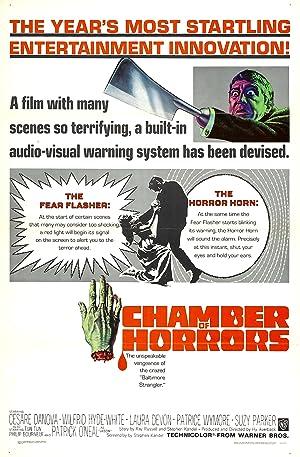 Where to stream Chamber of Horrors