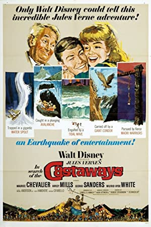 In Search of the Castaways Poster Image